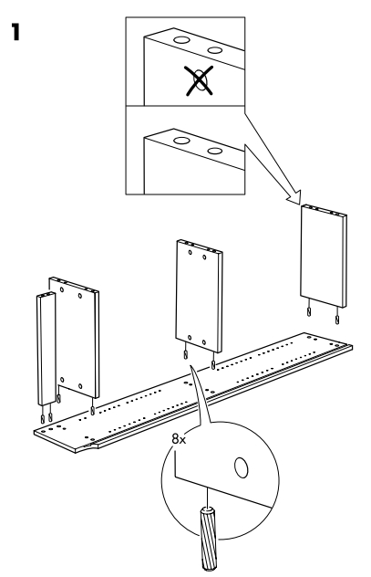 A Typical Page Of Ikea Instructions