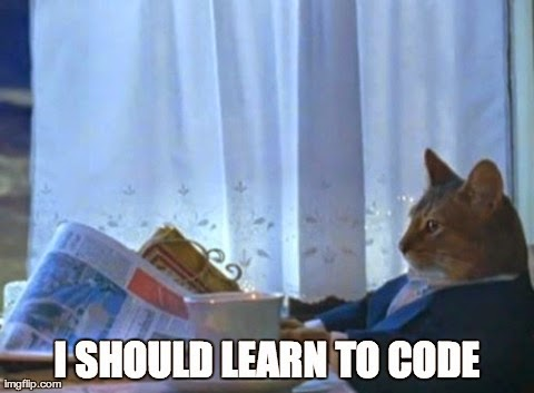 Don't learn to code  Learn to think