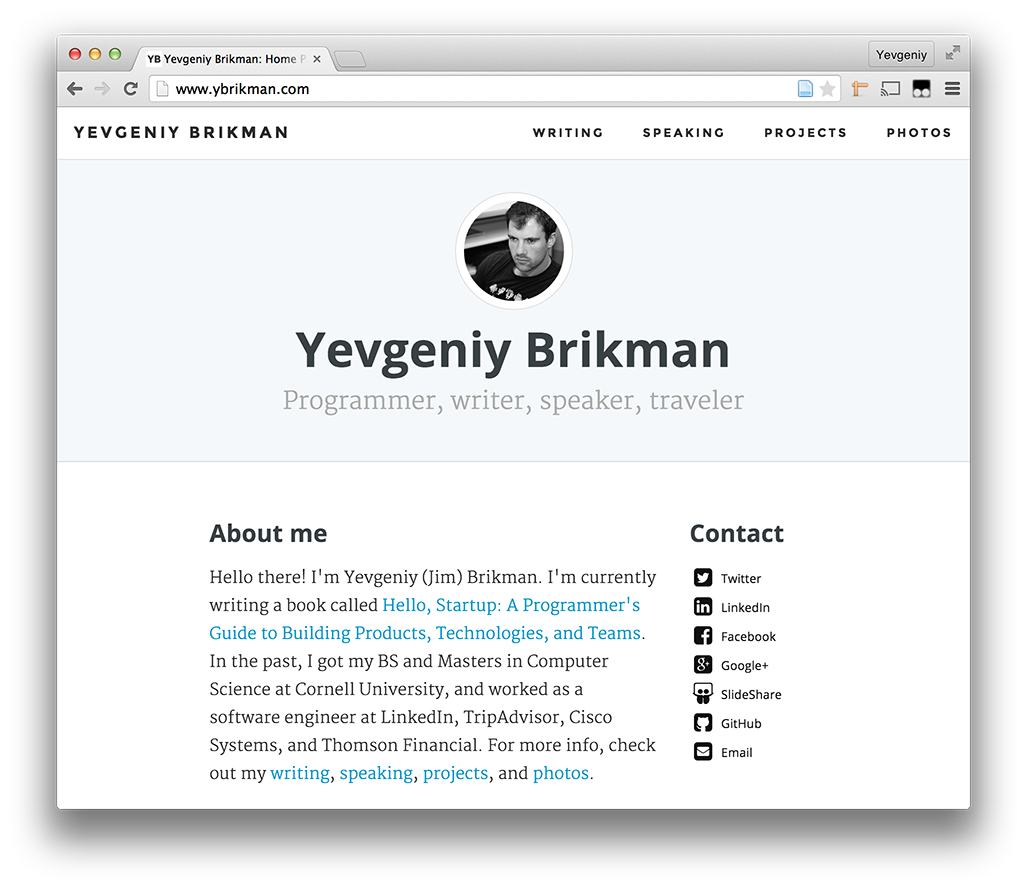 Migrating from Blogger to GitHub Pages and launching the new